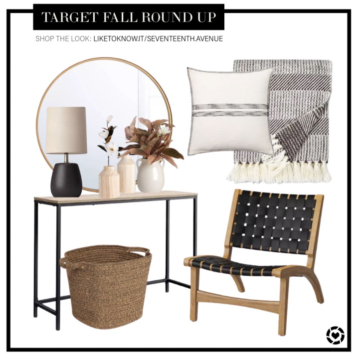 Shop the Look: Target Fall Round Up