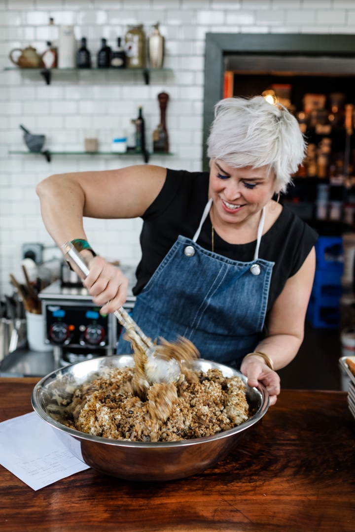 Heirloom Cookshop: Meet ChefSchu