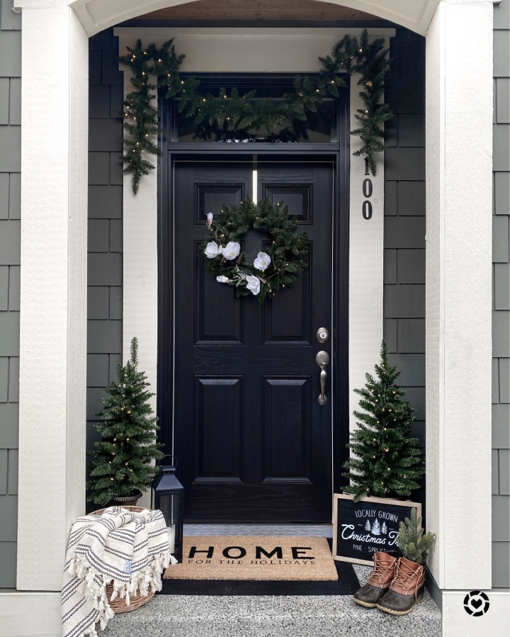 Shop the Look: Holiday Front Door